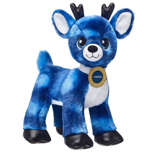 Build A Bear Workshop Twinkle with Medallion