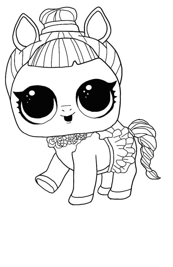 Lol Surprise Winter Disco Coloring Pages Free Coloring Pages Coloring1 Com Star Coloring Pages Coloring Pages Unicorn Coloring Pages