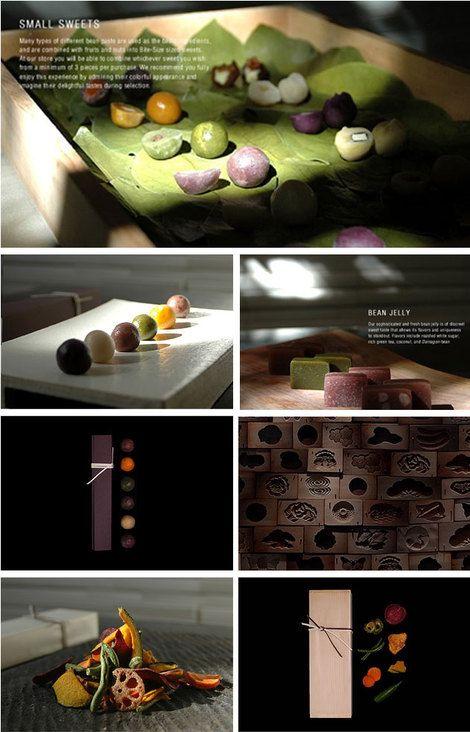 Higashiya } The Art of Japanese Sweets