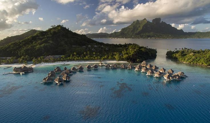 The Conrad Hilton Bora Bora Nui Resort & Spa has a 1000-square-metre infinity pool that overlooks the beach and lagoon; use of kayaks, catamarans, and snorkelling equipment is complimentary. A full-service health spa features an adjoining air-conditioned fitness centre and unisex sauna and steam room. Three computer terminals, wireless Internet access (complimentary), a printer, fax machine, and small selection of books are available at a 24-hour library. The resort also has a helipad for...