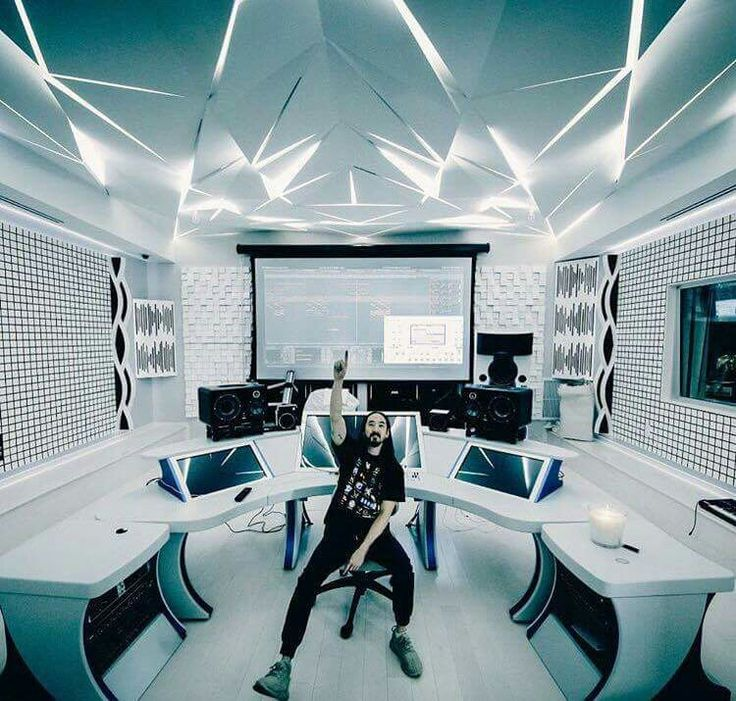 Inside The Designers Studio: 119 Best Recording Studios And Audio Images On Pinterest