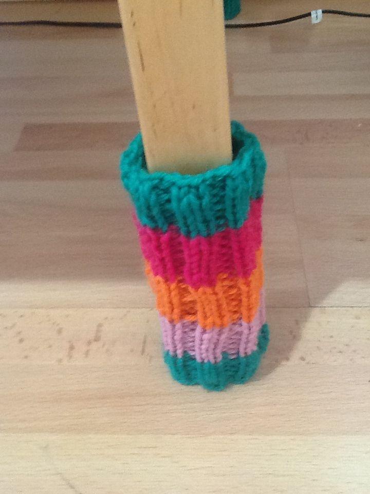 Chair sock. Made of Novita Isoveli.