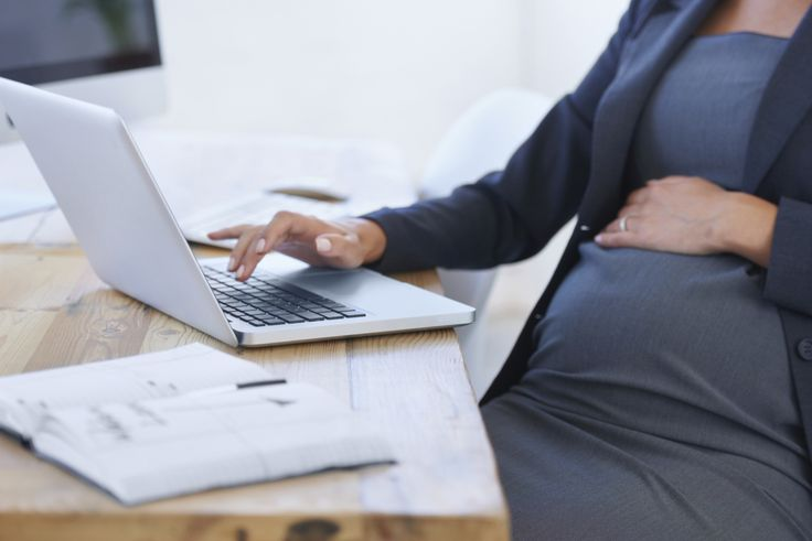 Make small changes to create the best work environment while you're pregnant. Here's some tips for your pregnancy and work.