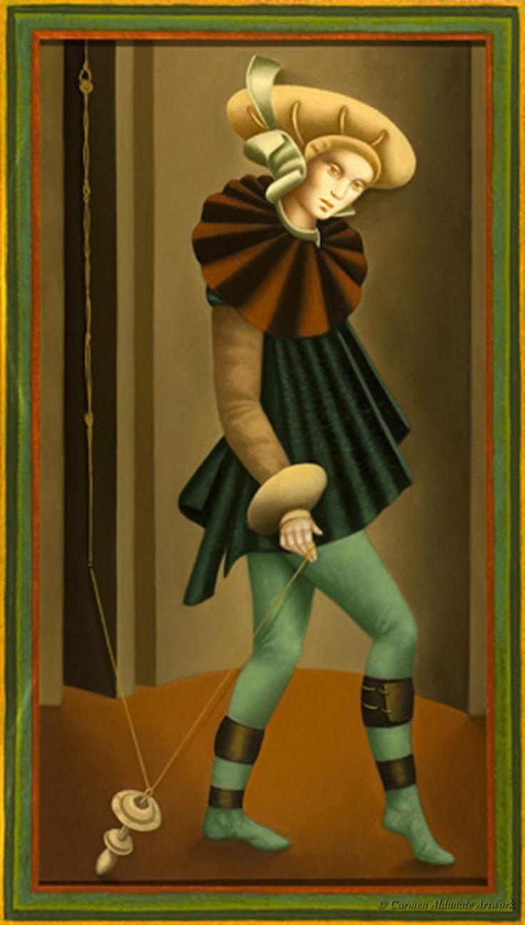 Serie Games by Carmen Aldunate.