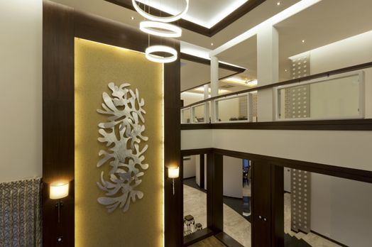 Double Height Feature Wall Google Search Wall Panel Pinterest Ceiling Design Ceilings