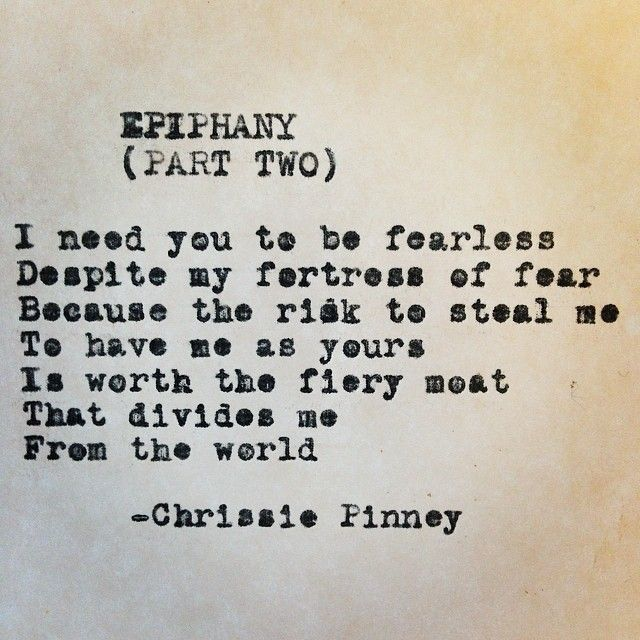 rebuild relationship poems