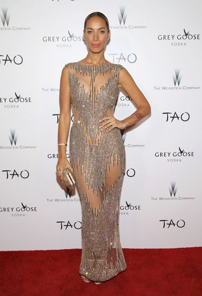 Singer-songwriter Leona Lewis attends The Weinstein Company's Academy Awards viewing and after party in partnership with Grey Goose at TAO Los Angeles at TAO Hollywood on February 26, 2017 in Los Angeles, California.
