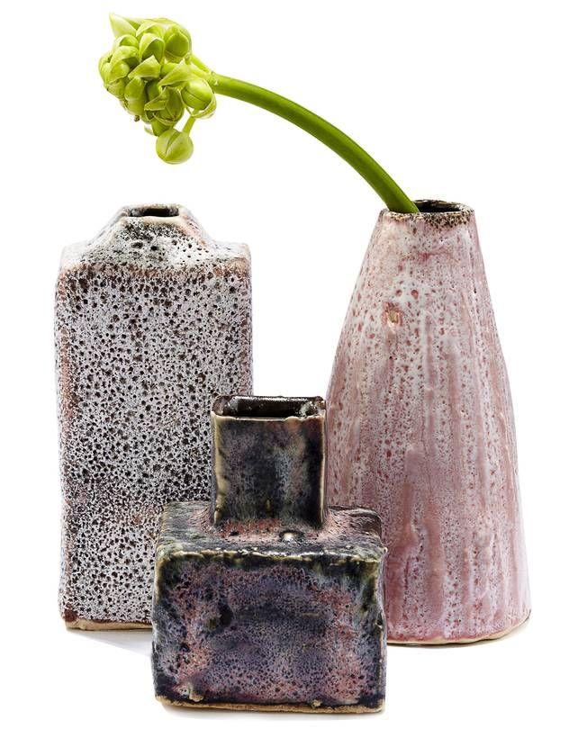 ASHES TO VASES   Bjarni Sigurdsson Vases   WALL STREET JOURNAL - STYLE writes about Bjarni's hot vases. Bjarni has a Ceramic Studio near Reykjavik and might also be at Stígur Art Gallery, Skólavörðustíg 17 b., Reykjavík. (Publ. Dec.1, 2015)