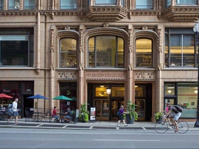 Fisher Building City Apartments, Luxury Apartment Community And Historic  Renovation In The Downtown Chicago Loop