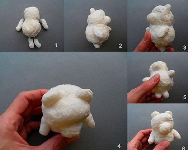 как делать игрушки из ваты: 18 тыс изображений найдено в Яндекс.Картинках