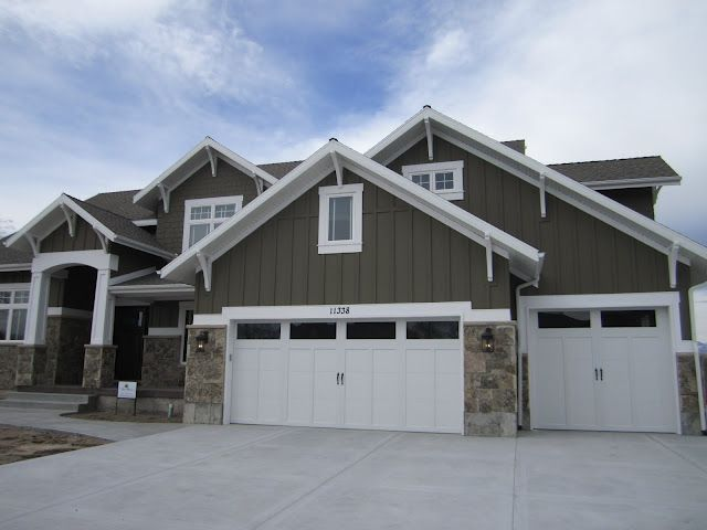 peaks garage doors Browse 147 photos of peak above door find ideas and inspiration for peak above door to add to your own home.