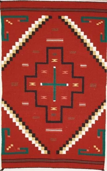 """Germantown Native American Rug 