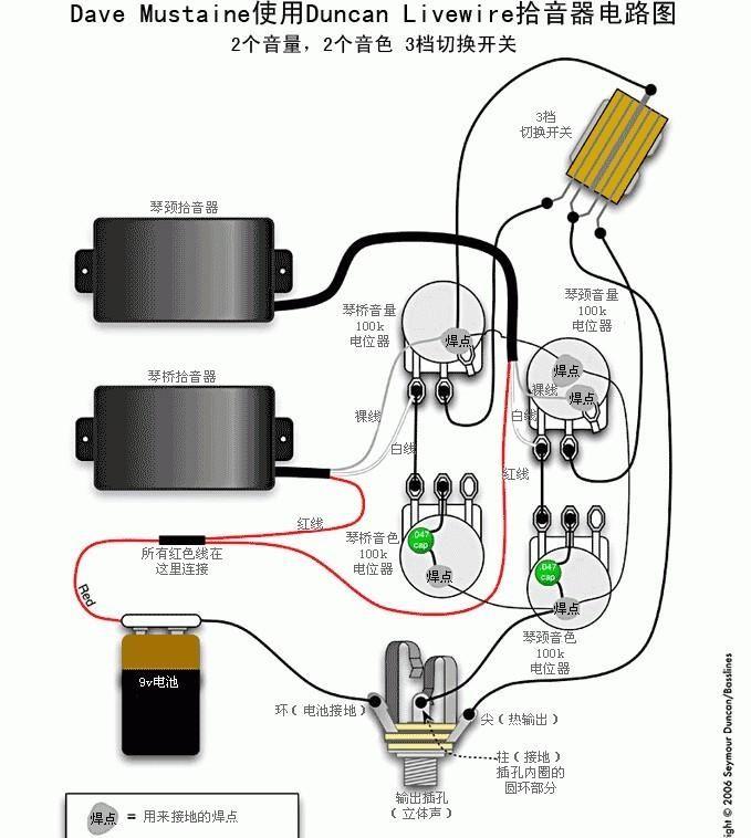 Emg 81 85 Wiring Diagram 엔터테인먼트
