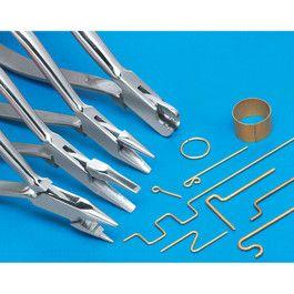 Metal Forming Pliers (Set of 4)