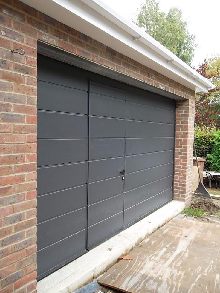 Image result for sectional garage door with wicket door & 11 best garage images on Pinterest | Wickets Garage doors and ... pezcame.com