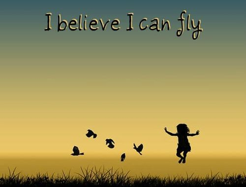 I Believe I Can Fly - R. Kelly   Music   Pinterest