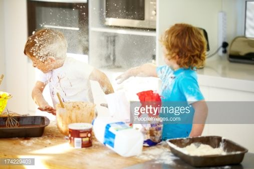 Stock Photo : Things are getting out of control in here!