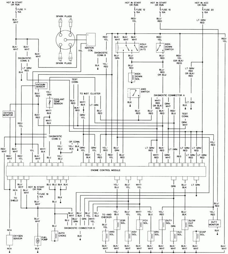 6 Subaru Wrx Engine Wiring Diagram di 2020