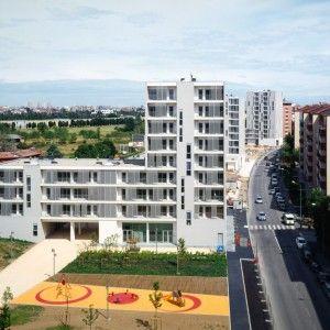 Via Gallarate by Marotta Basile Arquitectura + BMS Progetti Srl Milano. Italy