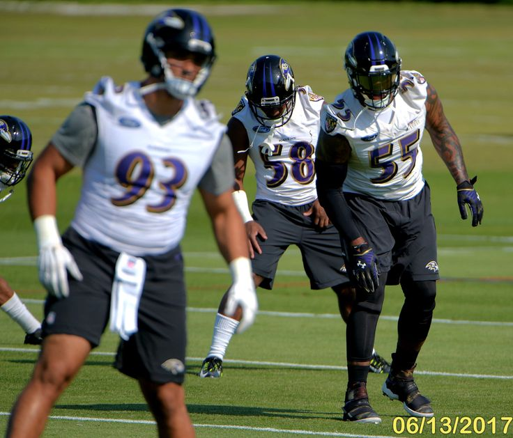 Mike Preston's observations from day one of Ravens minicamp
