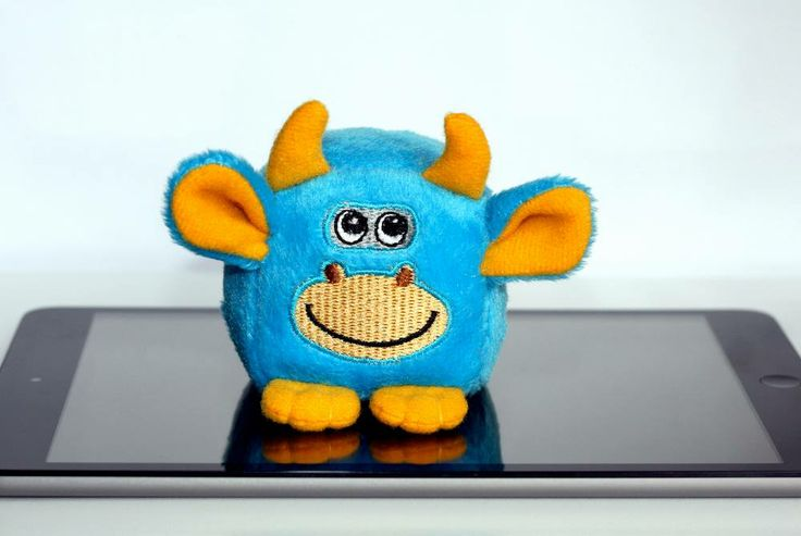 Qboo, a brand new line of plush toys that interact with your tablet.   When kids place their farm animals on the tablet screen, the application recognizes the toy and provides a variety of creative and educational activities.  Playing with Qboo encourages imaginative and active play. It also helps improve a child's social, intellectual, language, and problem-solving skills.   You can view a video and more pictures of the Qboo on our recently launched Indiegogo page. See http://igg.me/at/qboo