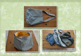 simo oggi crea: riutilizzo jeans