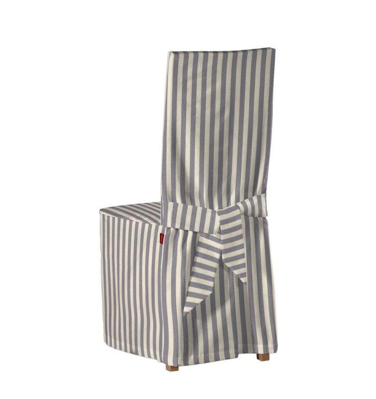 Sukienka na krzesło Börje krzesło Börje w kolekcji Quadro, tkanina: 136-02