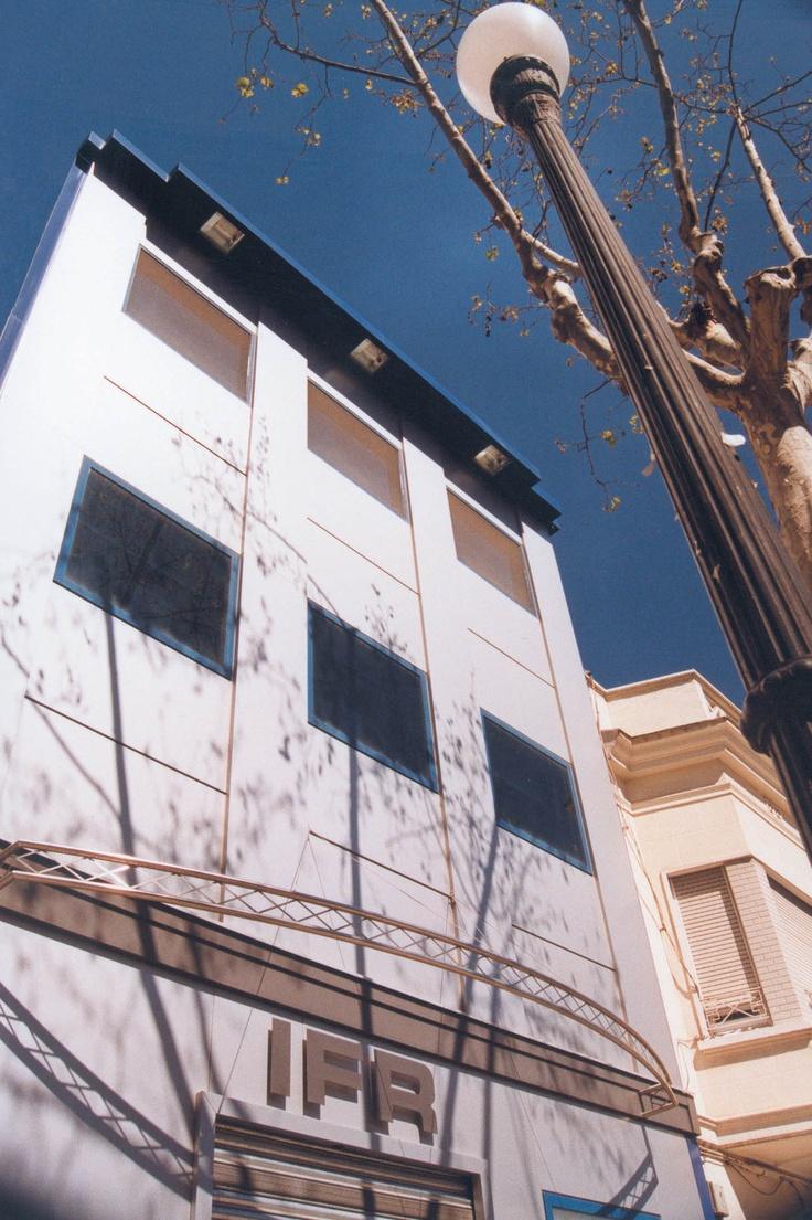 Sede de IFR GROUP en Barcelona.