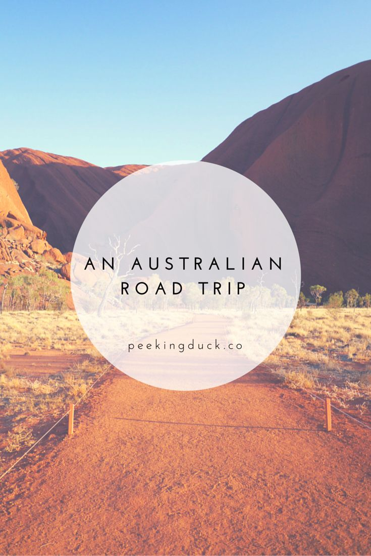 Stories and tips from a 5-week Australian road trip. More at: http://peekingduck.co