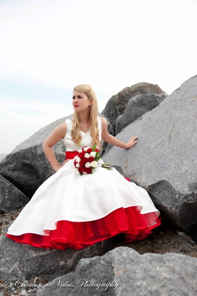 Andrea Beun couture - £799