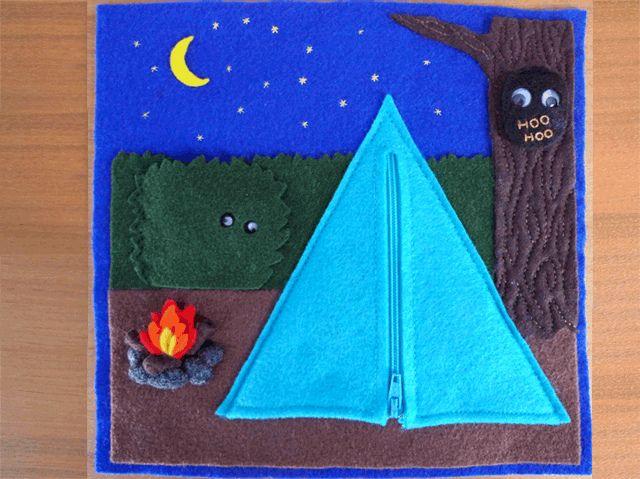 Activity Book: Camping Fun | Flickr - Photo Sharing!