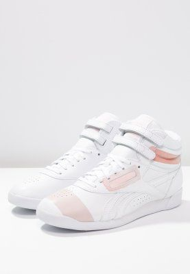 Reebok Classic FREESTYLE SPIRIT - Sneaker high - white - Zalando.de