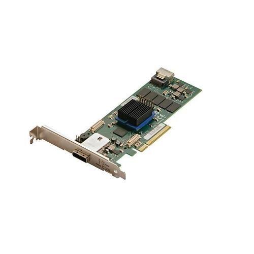 Atto Expresssas R644 4-Ports SAS RAID Controller Serial Attached PCI Express 2.0 x8 Plug-in ESAS-R644-000