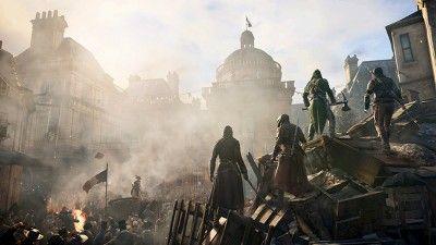 Assassin's Creed: Unity (PlayStation 4)