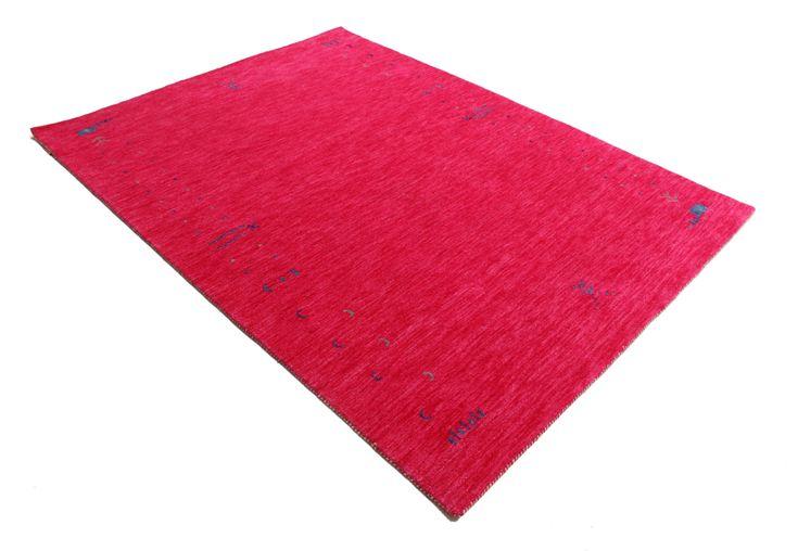 Tappeto Gabbeh Loom Frame arancione Secondario OVE136
