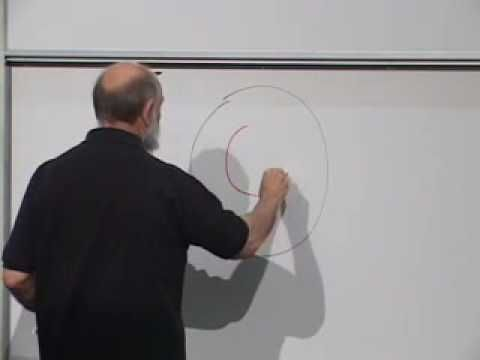 In this lecture, Professor Leonard Susskind of the Stanford University Physic's Department discusses dark energy, the tendency of it to tear atoms apart, and Gauss's Law.      Einstein's Theory (PHY 27) discusses the different applications of Einstein's Theory of Relativity in particle physics, including Newtonian, Galilean, and Guassian laws; p...