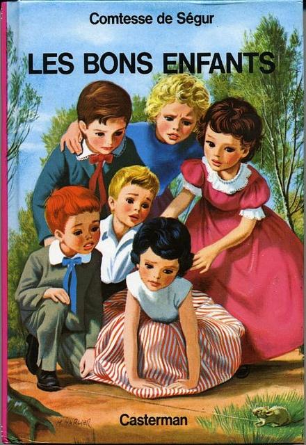 Les bons enfants, by Comtesse de SEGUR