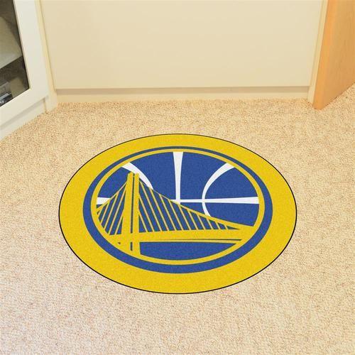 Golden State Warriors Mascot Area Rug