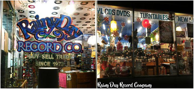 Rainy Day 301 5th Ave SE, Olympia, WA 98501 PC: Katherine Trahan