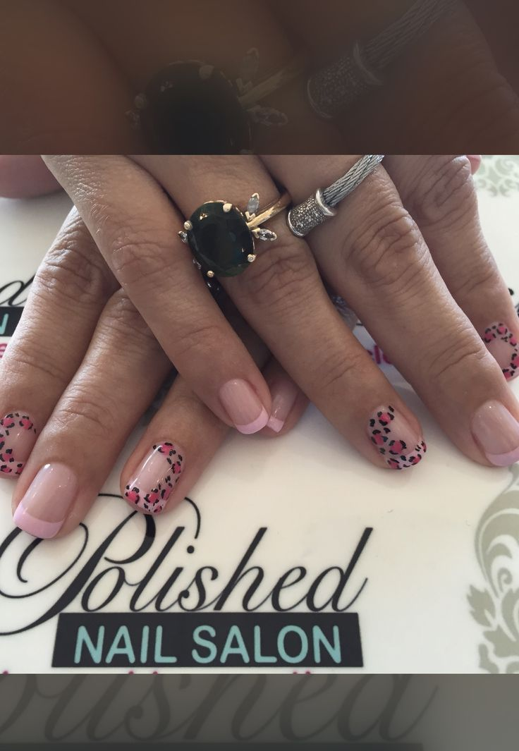33 best French Tips French Manicure images on Pinterest | White tip ...