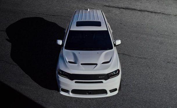 2018 Dodge Durango SRT – Three Rows and Almost 500 Horsepower