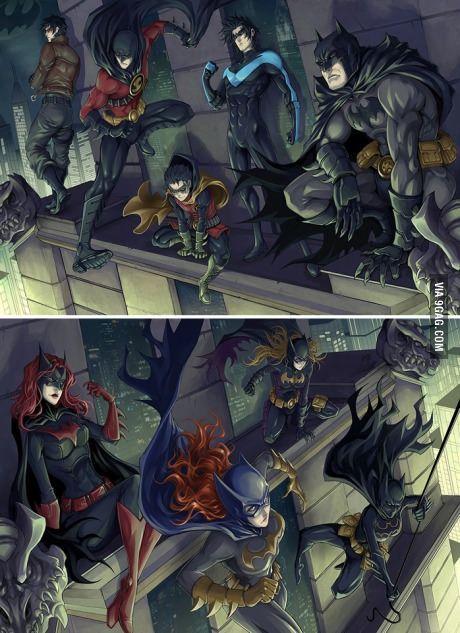 11 Best Comic Batgirl Porn Images On Pinterest  Batgirl -3037