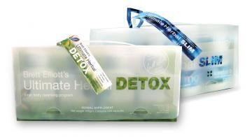 Ultimate Herbal Detox & Ultimate Herbal Slim program Combo