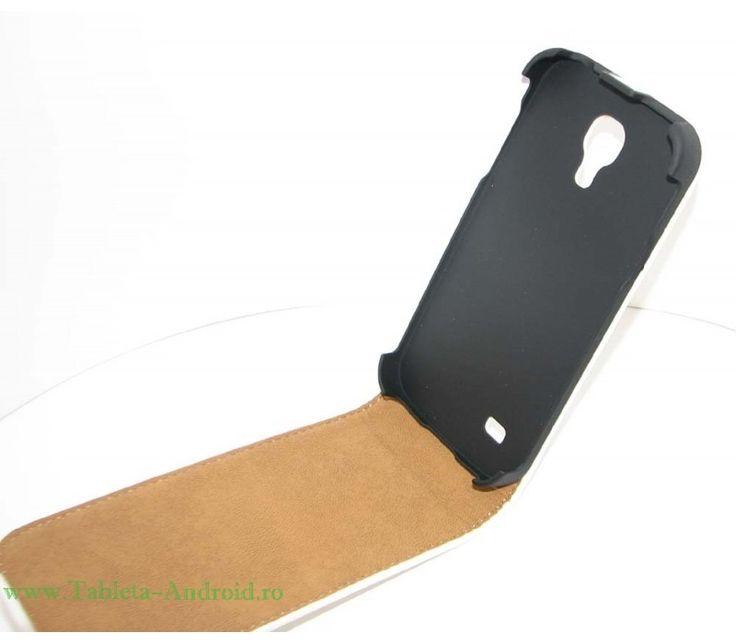 Husa Telefon Galaxy S4 mini -https://www.tableta-android.ro/huse-telefoane/husa-samsung-i9190-galaxy-s4-mini-tip-flip-cover-white.html  #i9190 #Accesorii #tablete #huse #folii #special #conceputa