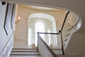 17 Best Ideas About Traditional Staircase On Pinterest