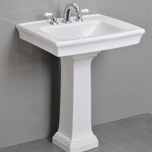 Small Powder Room Sinks With  Inch Spread