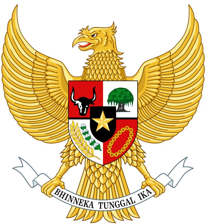 Logo Pancasila Png in 2020 Coat of arms, Indonesia, Emblems