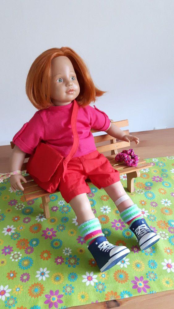 Hexe Lilli Puppe, 50 cm, von Zapf Creation, mit Tasche, sehr guter Zustand!  in Spielzeug, Puppen & Zubehör, Sonstige   eBay!