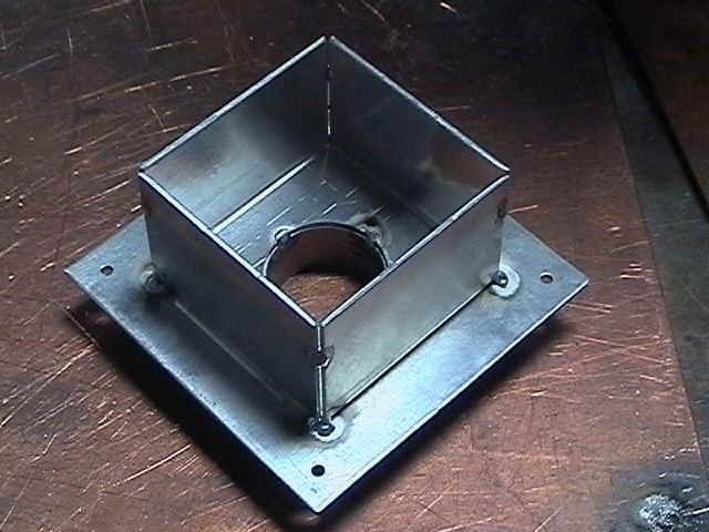 106 Best Images About Sheet Metal Work Welded Fabrications