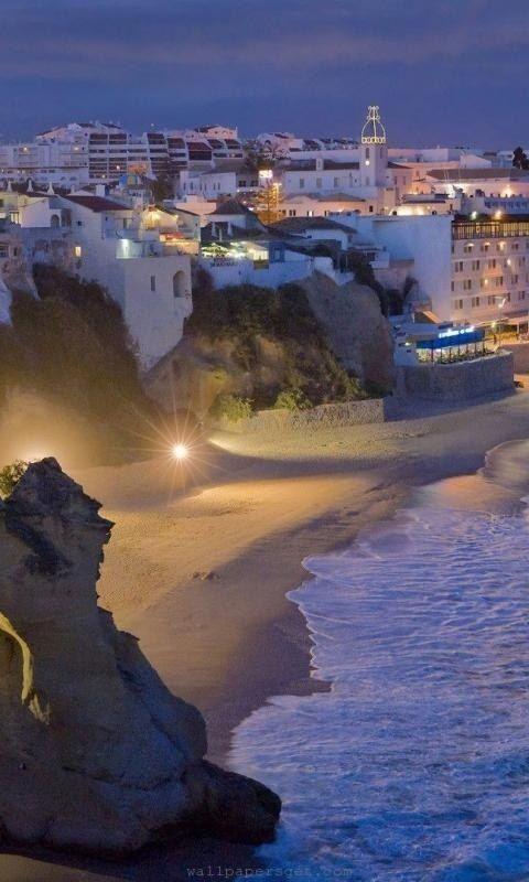 Albufeira, Algarve © Pinterest
